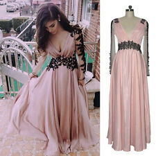 WOMEN'S CASUAL CLOTHING SEXY LONG MAXI LACE COCKTAIL PARTY EVENING SUMMER DRESS