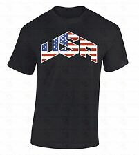 USA Flag T-SHIRT 4th Of July United States America Independence Day Pride Shirt