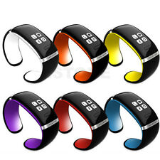 Wrist Bluetooth Watch SMART Bracelet Phone For IOS Android Samsung iPhone HTC LG
