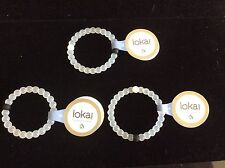 NEW Authentic Lokai Bracelet Mud from Dead Sea, water from MT Everest S,M,L