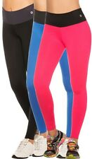 Women's Compression Leggings Sport Running Gym Workout Cardio S M L XL