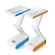 Foldable and Adjustable Eyecare Built-in Rechargeable Battery Desk /Table Lamp