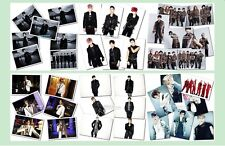 B.A.P bap in-album photo set FirstSensibility Hurricane NoMercy OneShot Warrior