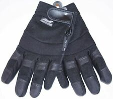 Winter HawK Heatlok v100 Lined Synthetic Armor Leather Work Hunting Gloves Small