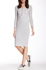New SPLENDID Women's Dress size S M L  New Haven Stripe Dress