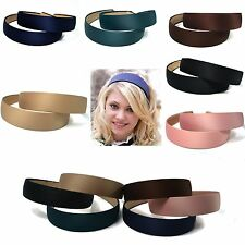 Vintage Women Girls Width Plastic Headbands Hairband Head Wear Hair Accessories