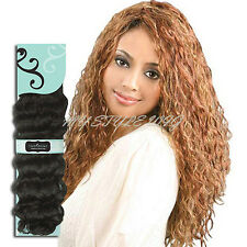 "BOBBI BOSS Indi Remi Human Hair Weave -  French Wave 14"" by MIDWAY"