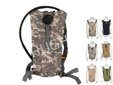 2.5 L Hydration System Survival Water Bag Pouch Backpack Bladder Climbing Hiking