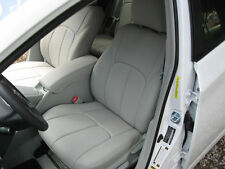 Toyota Prius Clazzio Custom Fit Synthetic Leather Seat Covers (Front + Rear Row)