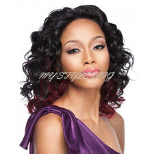 IT'S A WIG! Human Blended Lace Front Wig - HH LACE REESE