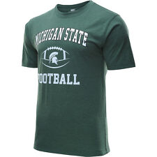 Colosseum Mens Michigan State Spartans Core Short-Sleeve T-Shirt