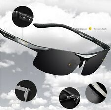 2015 Polarized Mens Sunglasses Outdoor Sports Aviator Eyewear Driving Glasses