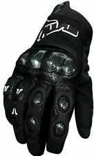 Alias Weapon Gloves 2013 MX Motocross Mountain Bike Carbon Knuckle Protection