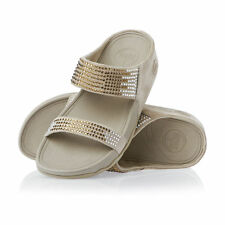 Fitflop Flare Slide Pebble women sizes 5-11/36-42 NEW!!!