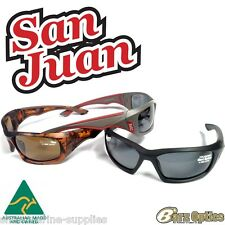 San Juan Polarised Floating Sunglasses Surfing Kayaking Sailing by Barz Optics