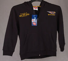 Official AFL West Coast Eagles Youth Full Zip Supporter Hoody