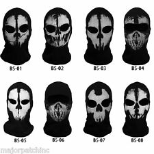 COD CALL OF DUTY GHOST RECON FULL SKI FACE MASK BALACLAVA SNOWBOARD COSTUME NEW