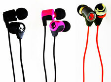 Skullcandy Supreme Sound Riff In Ear Earbuds Headphones W/ Mic