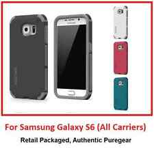 PureGear Dualtek Extreme Impact Protector Cover Case for Samsung Galaxy S 6