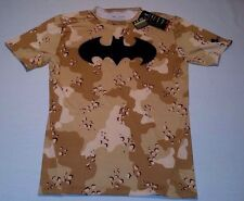 NEW Under Armour BATMAN Camo Alter Ego Compression Shirt Men's L XL 2XL 1244399