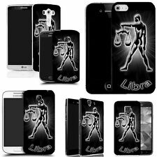 Case Cover for most popular mobile phones - black Libra design