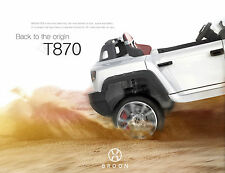 HENES Broon T870 Full Time 4X4 24V Electric Ride on Kids Car Remote Control RC