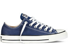CONVERSE ALL STAR CHUCK TAYLOR OX  M9697 NAVY CORE CLASSIC CANVAS MEN