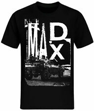 Mad Max T- Shirt Mel Gibson Kult Shirt Fan V8 Film Shirt Braveheart Retro