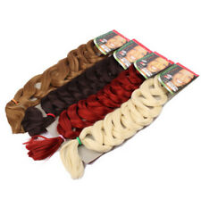 Soft Super Jumbo Braid 100% Synthetic Fiber Braid Hair Extension Multiple Color