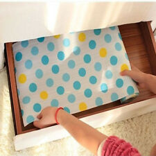 Welcome Polka Dots Shelf Contact Paper Cabinet Drawer Liner Kitchen Table Mat