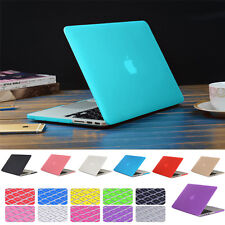 "Matte Hard Case Shell+Keyboard Cover for Macbook Pro 11/12/13/15"" inch Retina"