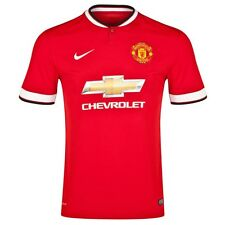 Nike Manchester United Home, Away, 3rd & Long Sleeve Jerseys 14/15