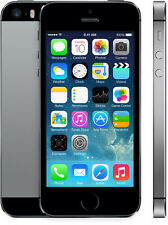 Black Apple iPhone 5S A1533 16GB /64GB AT&T 4G LTE Unlocked GSM Smartphone US
