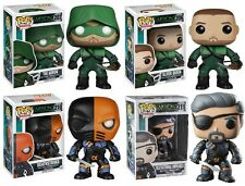 Arrow TV Series Funko Pop! Vinyl Figure Sold Separately DC Comics