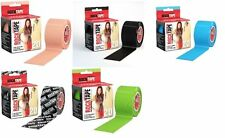 """CrossFit Kinesiology RockTape H2O 2"""" Roll Sports & 5 cm x 5 m & Water Resistant"""