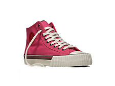 PF FLYERS CENTER HI REISSUE PM11OH2I PINK WHITE CANVAS Active Life Style Men