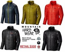 NEW Mens Ghost Whisperer Down NO-HOOD Jacket - Mountain Hardwear
