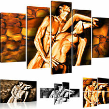 Pictures Abstract Couple Erotic / Akt mural on canvas
