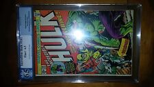 The Incredible Hulk 181 PGX CGC 6.5 First Full Wolverine Appearance MVS complete