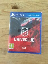 Drive Club PS4 Brand New Unopened