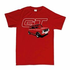 Austin 1275 Mini GT Cooper Classic Car T shirt