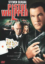 Pistol Whipped DVD Steven Segal