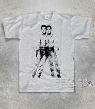 T-SHIRT Elvis Presley - occidental - Andy Warhol - cow-boy - vintage 3stylershop