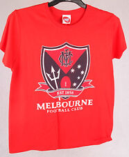 Official AFL Melbourne Demons Youth Supporter Tee