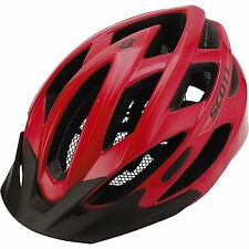 SCOTT WATU adulto Mountain Bike Casco 54-61cm ROSSO