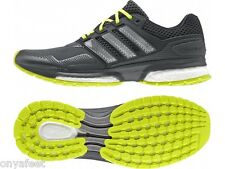 MENS ADIDAS RESPONSE BOOST TECH-FIT 2 RUNNERS/SNEAKERS/FITNESS/TRAINING SHOES