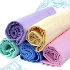Multi-use Car Synthetic Chamois Leather Clean Dry Washing Wipe Cloth Towel