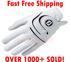 GOLF FOOTJOY WEATHERSOF Premium Cabretta Leather Left GLOVES for Right Handed