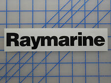 "Raymarine Replacement Sticker Decal 13.75"" sonar cable radar 4kw digital HD dome"