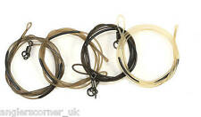 KORDA SAFEZONE LEADER RING SWIVEL / WEED / CLAY / SILT / GRAVEL / CLEAR